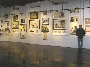 Sacred Gallery, NYC 2011