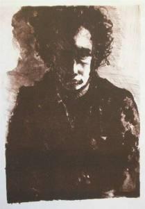 Dark Self Portrait, © Bruce Waldman